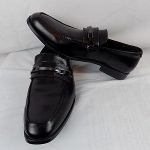 Marc Anthony Men's Size 8 M Dress Shoes Black